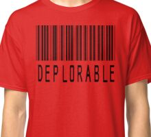 Deplorable Price: Basket of Deplorables Classic T-Shirt