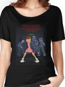STRANGER THINGS Gifts and Merchandise Women's Relaxed Fit T-Shirt