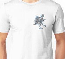 An awkward bird Unisex T-Shirt