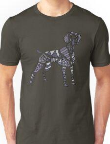 Weimaraner Dog Art Unisex T-Shirt