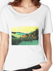 In Between Women's Relaxed Fit T-Shirt