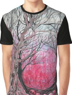 blood trees  Graphic T-Shirt