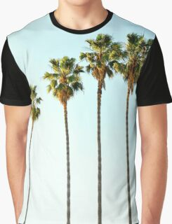 Four palm trees Graphic T-Shirt