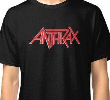 Anthrax Classic Logo Classic T-Shirt
