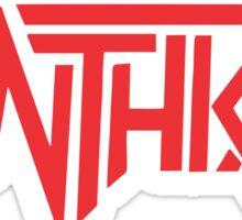 Anthrax Classic Logo Sticker