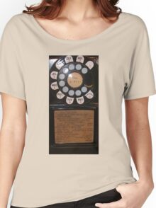 Vintage Payphone Women's Relaxed Fit T-Shirt