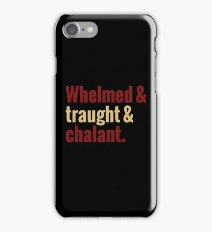 Young Justice Robin Quotes iPhone Case/Skin