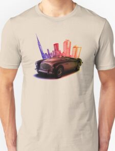 classic city car Unisex T-Shirt