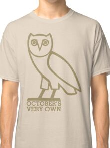 October very own logos Classic T-Shirt