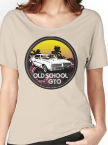 Classic Old School Cars1 Women's Relaxed Fit T-Shirt