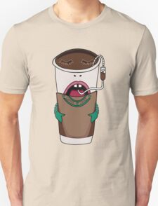 Crazy Coffee Lover Unisex T-Shirt