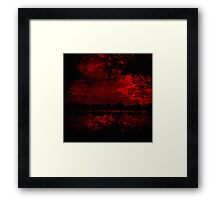 Bloodflower 2 Framed Print