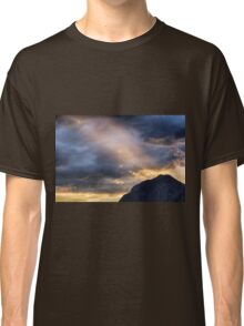 Sunset at the Austrian Alps Classic T-Shirt