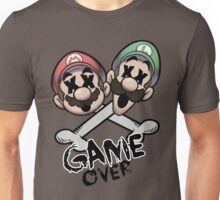 Mario and Luigi Game Over Unisex T-Shirt