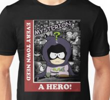 Mysterion - A power or curse? Unisex T-Shirt
