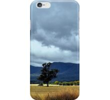 Storm Clouds Gathering iPhone Case/Skin