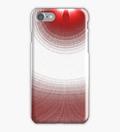 Exploding Sun iPhone Case/Skin