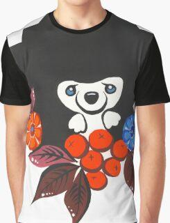 The Hedgehog. Graphic T-Shirt