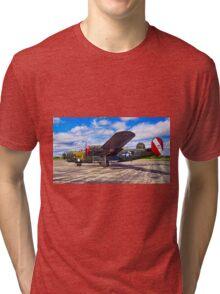 B-24 Liberator Tri-blend T-Shirt
