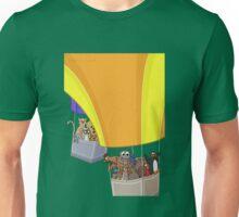 Balloon Cats Unisex T-Shirt