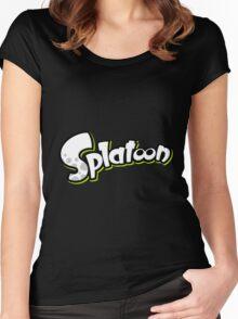 Splatoon Women's Fitted Scoop T-Shirt