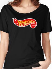 Custom Vintage Women's Relaxed Fit T-Shirt