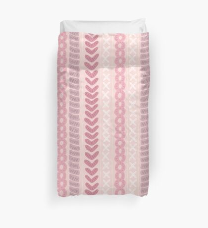 Sweater Weather Duvet Cover