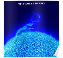 Third Eye Blind - Blue Poster