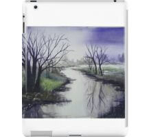 By the Riverside iPad Case/Skin