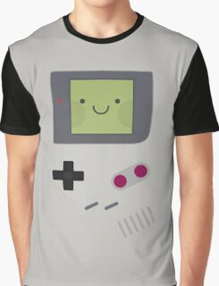 Game Boy Classic Kawaii Graphic T-Shirt