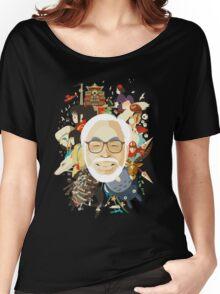 Miyazaki-san Women's Relaxed Fit T-Shirt