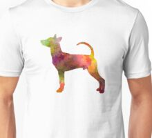 Taiwan Dog in watercolor Unisex T-Shirt