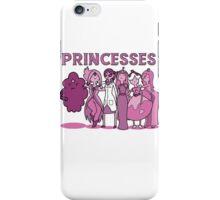 Princesses iPhone Case/Skin