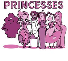 Princesses by chancel