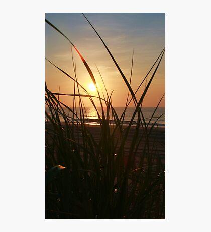Sunrise on the Dunes Photographic Print