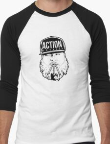 "ACTION ""BRON"" CHEF Men's Baseball ¾ T-Shirt"