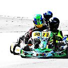 Wingham Go karts 09 by kevin chippindall