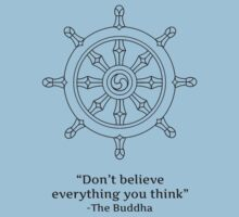 Don't Believe Everything You Think. by Rob Price