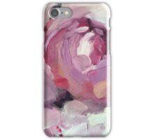 Pink Peonies iPhone Case/Skin