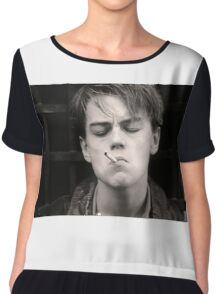 Leonardo Dicaprio // The Basketball Diaries Chiffon Top