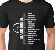 Beard - Beard Gauge Unisex T-Shirt