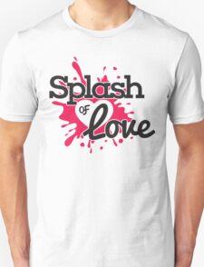 Splash of Love Unisex T-Shirt
