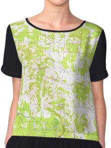 USGS TOPO Map Arkansas AR Ben Lomond 257967 1950 24000 Chiffon Top