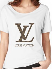 Louis Vuitton Women's Relaxed Fit T-Shirt