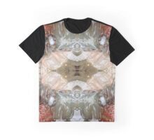 Sea Anemone Double Mirror  Graphic T-Shirt