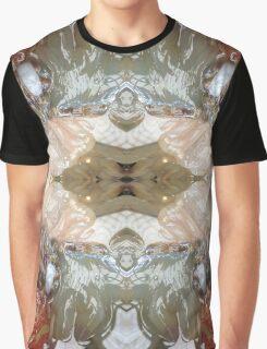 Sea Anemone Double Mirror  Graphic T-Shirt