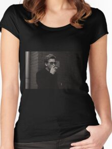 River Phoenix // My Own Private Idaho Women's Fitted Scoop T-Shirt
