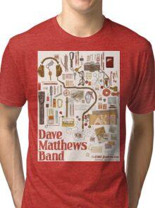 DMB Tour 2016, The Gorge Amphitheatre George WA Tri-blend T-Shirt