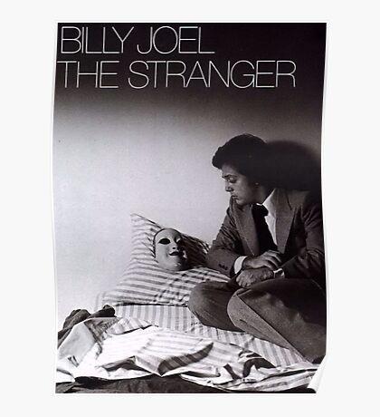 Billy Joel - The Stranger Poster