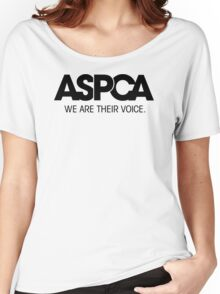 aspca funny tee Women's Relaxed Fit T-Shirt